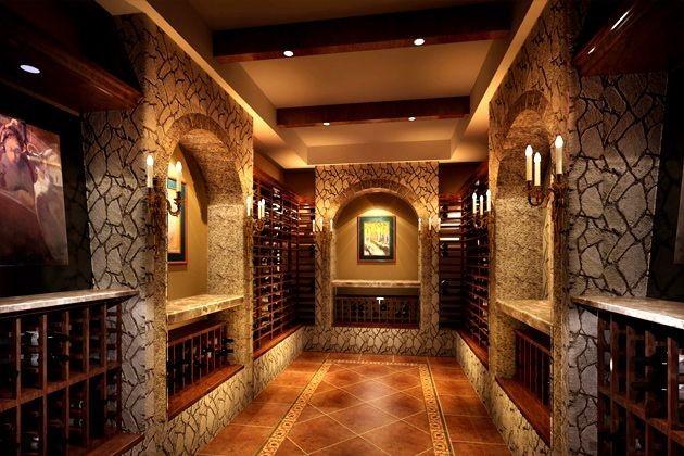 <h2>酒店酒窖风格</h2>